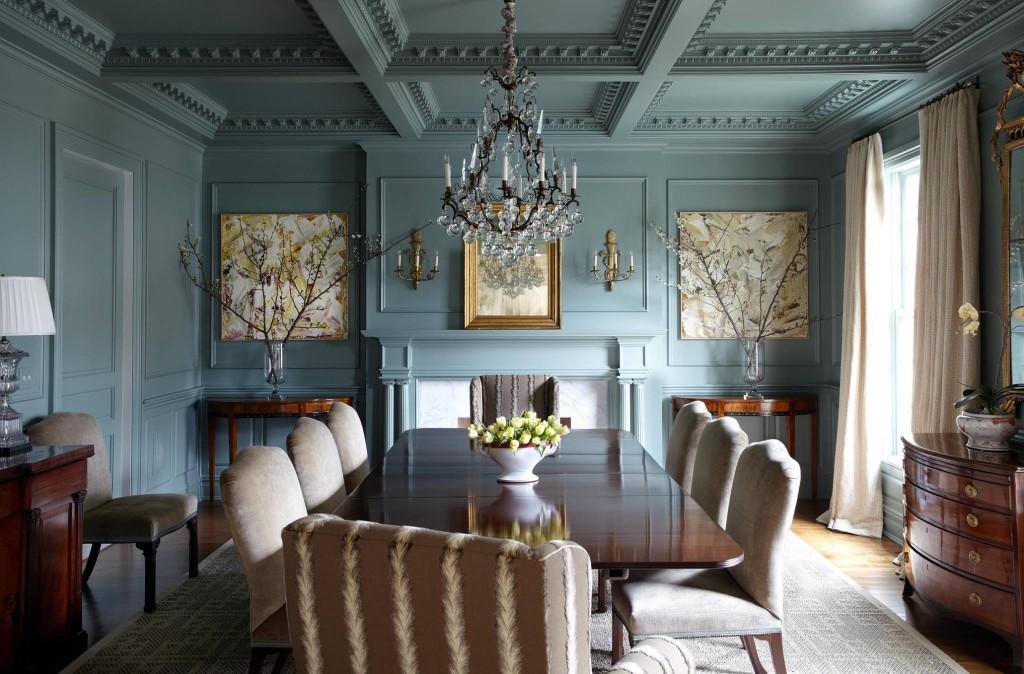 dream living room. Farrow Ball Green Blue English Country Dining 1024x674 c50da22680c1 Dream Living Room  i call it gothic glam cavewoman Lisa