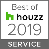 2019 Houzz Service Award